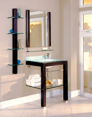 Coastal Bath & Kitchens Shower Furniture Vanities